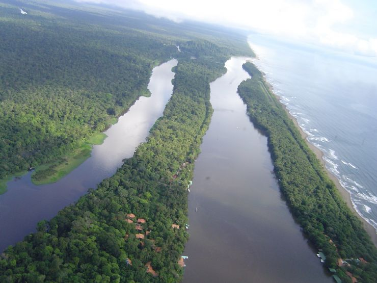 mi linda Costa Rica... Full-Tortuguero-Canal