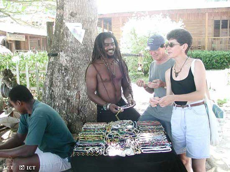 Cahuita Vendor