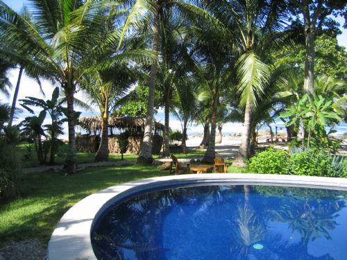 Beach Front Pool - Hotel Tropico Latino
