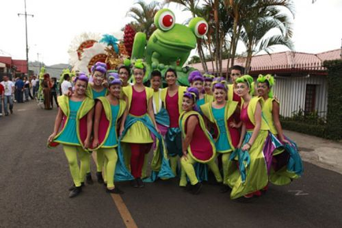 Carnival at Fiesta de Palmares 2012 (courtesy of www.fiestaspalmares.com)