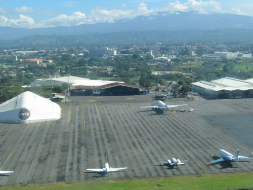 San Jose (Juan Santamaria) International Airport