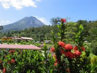 View of Arenal Volcano Inn
