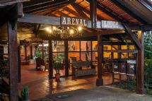 Arenal Lodge Lobby