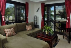 Beautiful interiors at Bahia Encantada