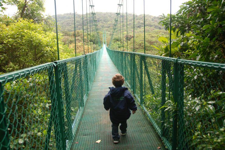Side By Side Atv >> Tramos Aereos y Puntes Colgantes - Go Visit Costa Rica