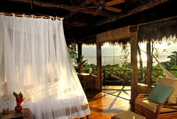 Amazing Room at Lapa Rios Eco-Lodge