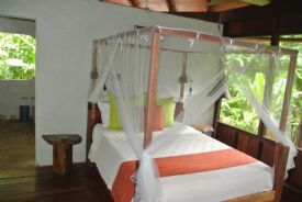 Hermosa habitacion en Playa Nicuesa Rainforest Lodge