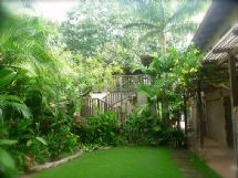Hotel Gardens at Café Playa Negra