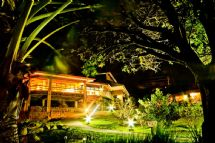 Night Time at Hotel Montaña Monteverde