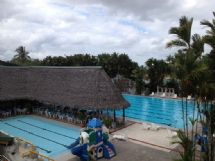 Hotel Suerre rancho and pool