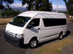 Toyota Hi-Ace - VIP Costa Travel